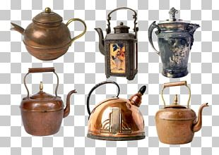 Kettle Teapot Jug Gas Stove Tableware PNG