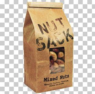 Mixed Nuts Pecan Flavor Snack PNG