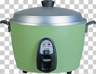 Rice Cookers 大同电锅 Tatung Company Multi-Functional Cooker TAC-06HT Home Appliance PNG