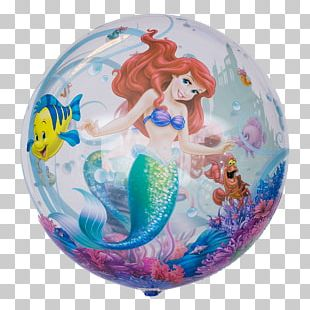 Ariel The Little Mermaid The Walt Disney Company Cotton D&R PNG