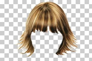 Wig Hairstyle Hair Highlighting PNG