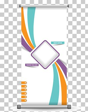 Display Stand Advertising Web Banner PNG