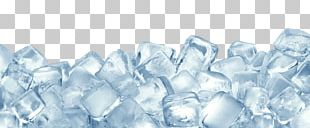 Ice Cubes Footer PNG