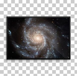 Spiral Galaxy Hubble Space Telescope Milky Way PNG