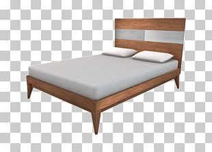 Bed Frame Futon Furniture Bedding PNG