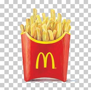 McDonalds French Fries Fast Food Junk Food PNG