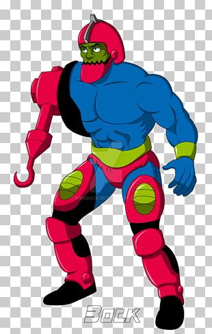 Trap Jaw He-Man Masters Of The Universe Beast Man Dumb Donald PNG
