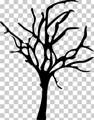 Tree Death Drawing PNG