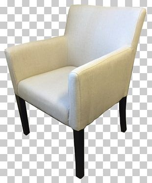 Club Chair Dining Room Furniture Wing Chair PNG