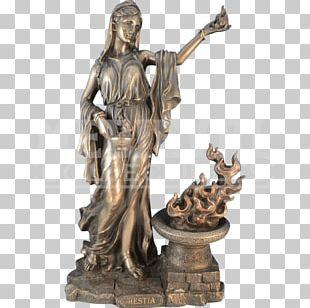Hera Hestia Ancient Greece Greek Mythology Statue PNG