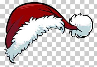 Santa Claus Hat Christmas Santa Suit PNG