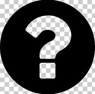 Question Mark Font Awesome Computer Icons PNG