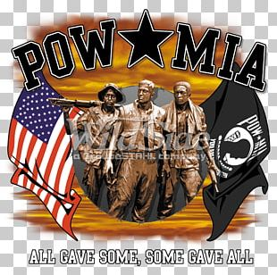National League Of Families POW/MIA Flag Missing In Action Prisoner Of War Vietnam War POW/MIA Issue PNG