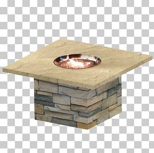 Fire Pit Granite Table Fire Glass PNG