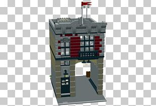 Lego City Lego Ideas Ambulance Station Fire Department PNG