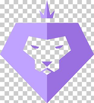 Lion Logo Euclidean PNG