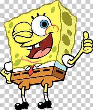 Plankton And Karen Patrick Star SpongeBob SquarePants Thumb Signal PNG
