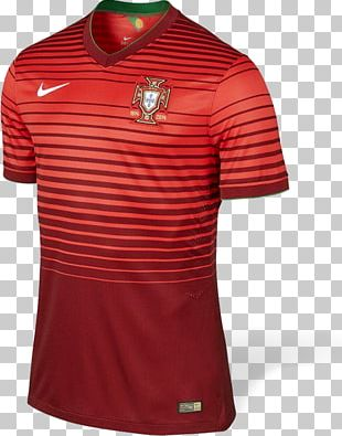 Portugal National Football Team T-shirt 2014 FIFA World Cup Group G Jersey PNG