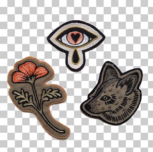 Embroidered Patch Embroidery Stitch Sewing Iron-on PNG