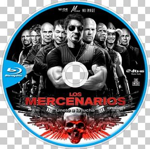 Gunnar Jensen Barney Ross The Expendables Film Poster PNG