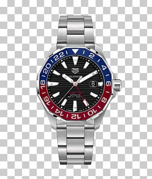 TAG Heuer Aquaracer Automatic Watch Jewellery PNG
