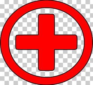 American Red Cross Hospital Christian Cross PNG