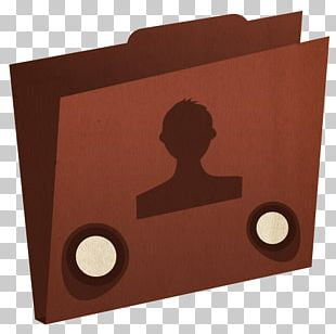 Brown Square Rectangle PNG