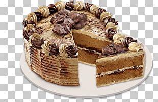 Red Ribbon Crumble Chiffon Cake Black Forest Gateau Birthday Cake PNG