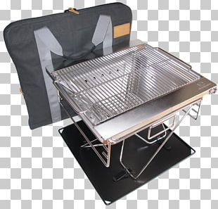 Barbecue Fire Pit Table Campfire Camping PNG