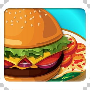 Hamburger Cheeseburger French Fries Fast Food KFC PNG