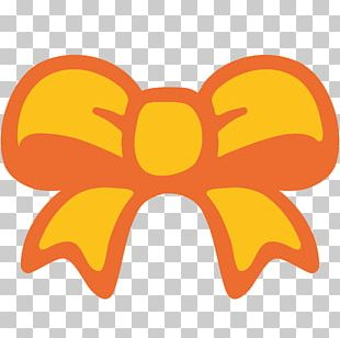 Emoji Sticker Android Ribbon Symbol PNG