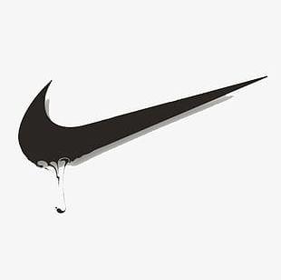 Nike Logo Material PNG