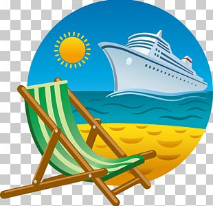 Cruise Ship Cartoon PNG