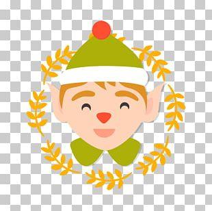 Santa Claus Christmas Elf PNG