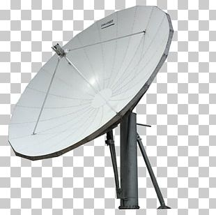 Satellite Dish Ground Station Aerials Parabolic Antenna Very-small-aperture Terminal PNG