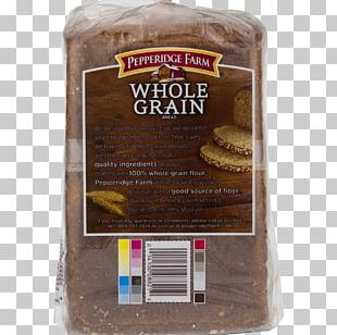 Pumpernickel Rye Bread Whole Grain Ingredient Whole Wheat Bread PNG