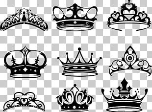 Crown Of Queen Elizabeth The Queen Mother Tattoo King PNG