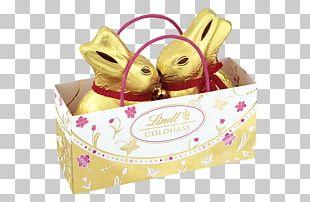 Easter Bunny Lindt & Sprüngli Chocolate Easter Egg PNG