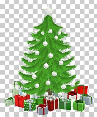 Gift Christmas Tree Christmas Ornament PNG