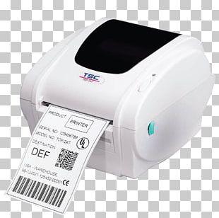 Label Printer Barcode Printer Thermal Printing PNG
