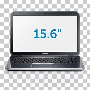 Laptop Dell Inspiron RAM Computer PNG