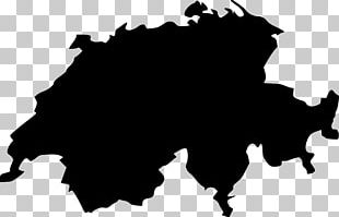 Flag Of Switzerland World Map Blank Map PNG