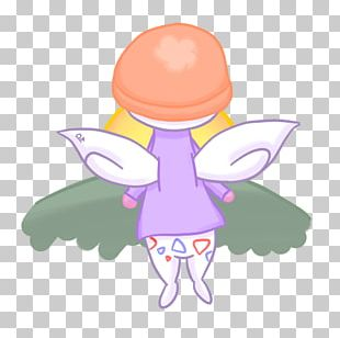 Fairy Flowering Plant Headgear PNG