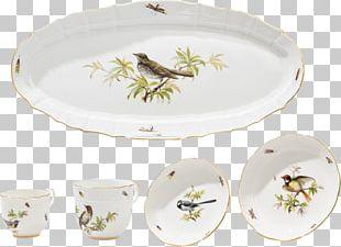 Platter Porcelain Plate Saucer PNG