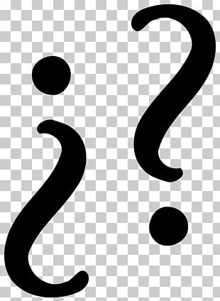 Question Mark Exclamation Mark Punctuation Sign Full Stop PNG