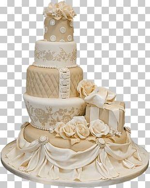 Wedding Cake Torte Milk PNG