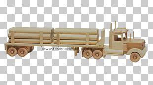 Car Logging Truck Semi-trailer Truck Toy PNG