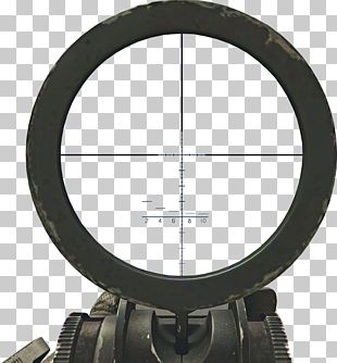 Telescopic Sight Reticle Camera Lens PNG