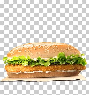 Chicken Sandwich Whopper Burger King Specialty Sandwiches Hamburger Burger King Chicken Nuggets PNG