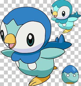 Piplup Pokémon Chimchar PNG